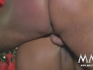 MMV FILMS German Amateur Matured Swingers party