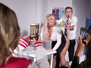 Teacher's Pet - Brazzers