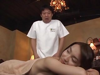 Milf from Japan Mirei Nakagawa is thrilled to receive a boner