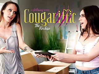 Gianna Gem & McKenzie Lee in Cougariffic: The Recluse, Instalment #01 - GirlsWay