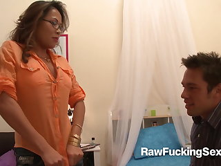 Raw Making out Coition - Sexy Kim Tao Enjoys A Hard Pounding