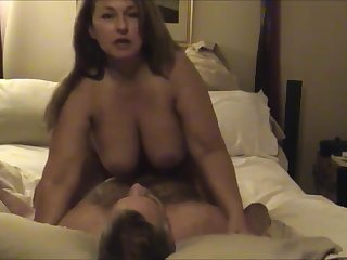 Pawg Mom Fucked While Obscurity inconspicuous Is Home