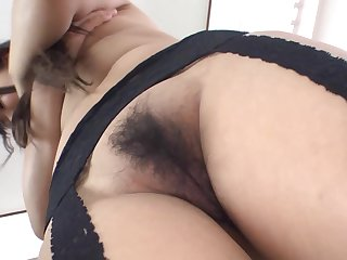 Japanese Hairy Pussy 2