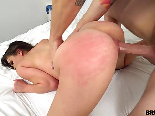 Fabulous whore involving big ass Athena Faris is buy riding fat prick