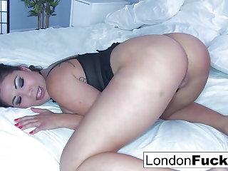 London Takes Ramon In Her Tight Ass