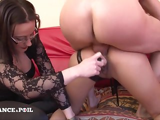 Candice's Sister Want To Try An Assfucking