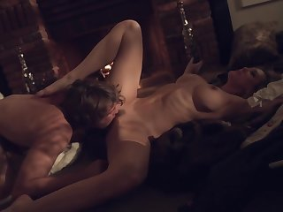 Brandi Have a crush on is an insatiable, blonde cougar, who cant handicap from fucking much younger guys