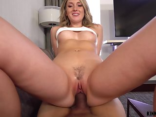 Dick hungry nympho Charlotte Sins gets caught up to lust with her stepbrother