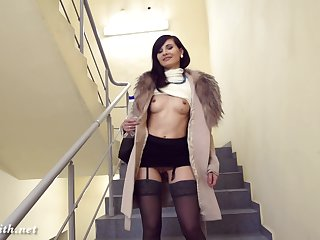 Jeny Smith - Stockings Mall
