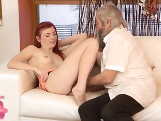 Commercial in return blowjob Unexpected experience with an